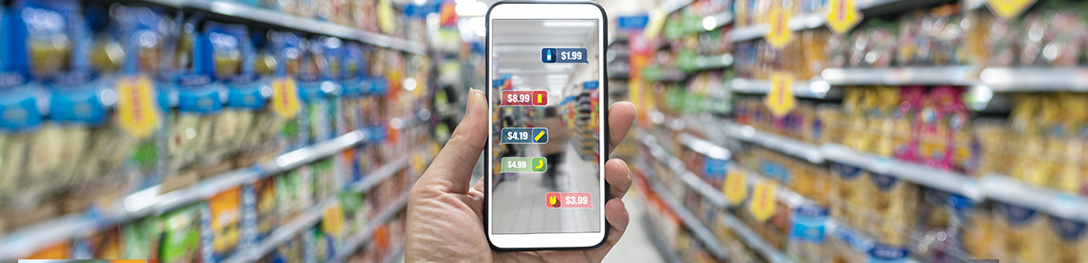 Feed the need to reimagine the grocery experience