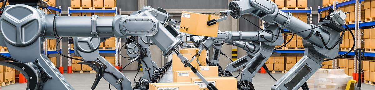Retail and the robotics revolution