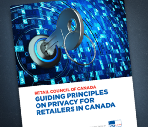 Guiding Principles on Privacy for Retailers in Canada
