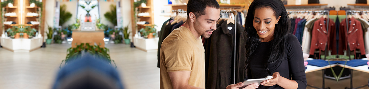 The mobilization of retail: How mobile devices are aiding brick and mortar sales associates