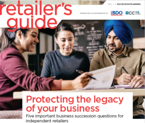 Protecting the legacy of your business: Five important business succession questions for Independent Retailers