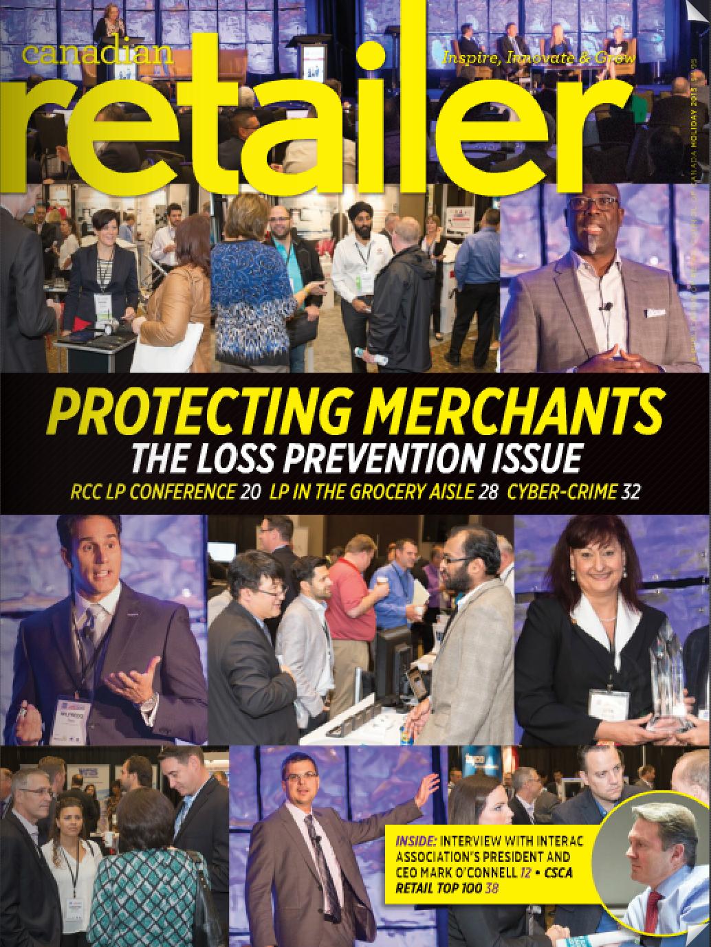 Canadian Retailer Magazine Cover