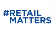 #RetailMatters sign