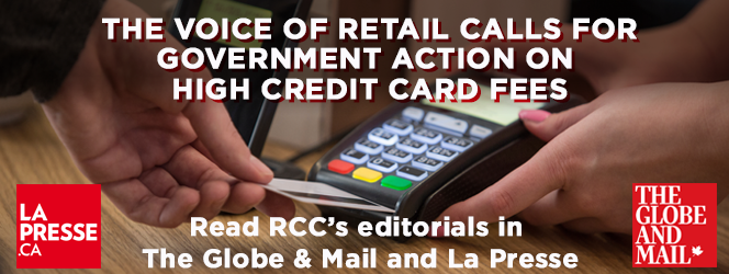 "Retail Council of Canada encouraged by Minister of Finance commitment, holds back applause for credit card networks clearing modest ""two-foot bar"""