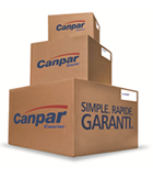 canpar boxes - easy fast guaranteed