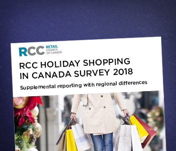 RCC Holiday Shopping Survey 2018