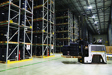 Automation makes Canadian Tire Distribution Centre a model of efficiency