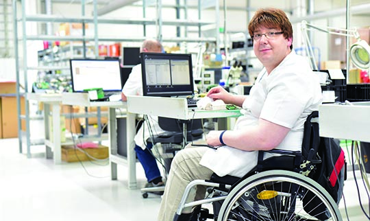 Spinal Cord Injury Ontario helping to create inclusive workplaces