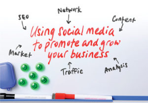 Using social media to promote and grow your business