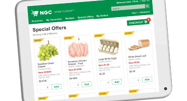 Is omnichannel grocery ripe for the picking?