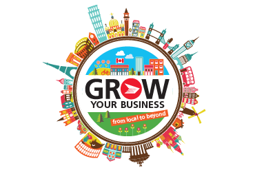 Canada Post invites you to GROW 2019!
