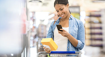 Making it personal: Leveraging customer data across all channels