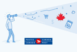 Postes Canada logo