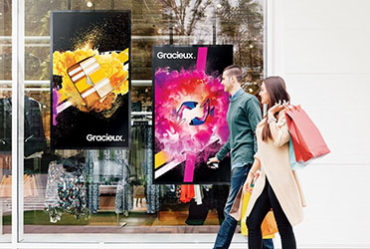 Reinventing the shopping experience through state-of-the-art technology