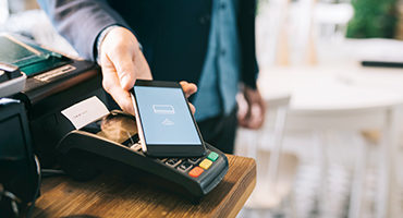 The new payments paradigm: On the path toward a cashless, card-less checkout experience