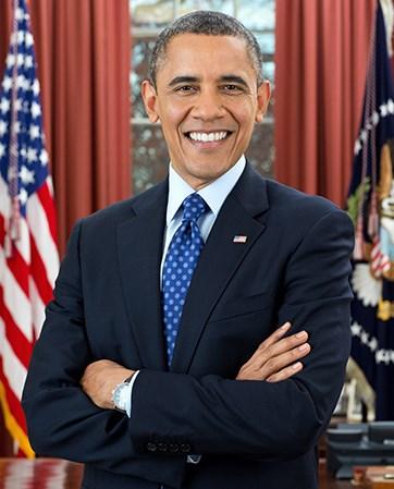 photo of President Barack Obama
