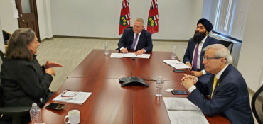 RCC and retail members meet with Premier Ford to discuss the role of retailers during COVID-19 crisis