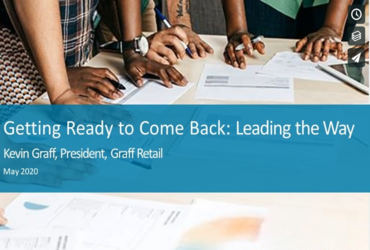 Getting ready to come back: 5 things to prepare your store for a successful reopening