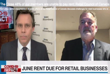 48% of our members are unable to pay rent: Retail Council of Canada