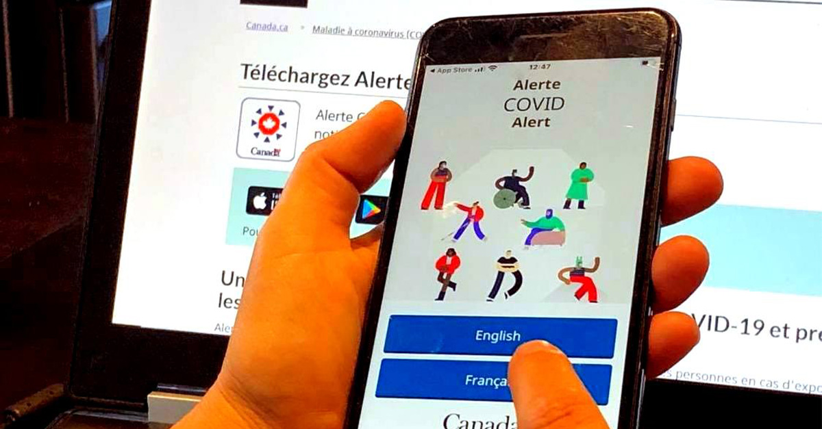Statcan Study Of Canadians Willingness To Use A Tracing App Retail Council Of Canada