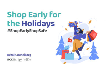 Shop Early, Shop Safe campaign and video launches today across Canada to offer holiday shopping tips to Canadians in a COVID era