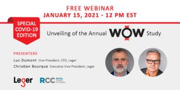 Unveiling of the Annual WOW Study