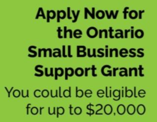 Ontario small business support grant now open for applications