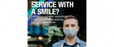 Delivering customer experience in the face of mask wearing – Ipsos