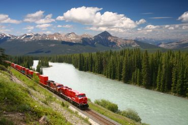 Potential impacts on CN/CP Rail transport eastbound from Vancouver