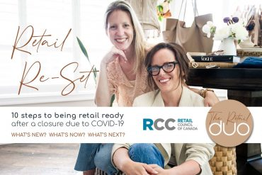 Retail Reset: 10 steps to being retail-ready for reopening after COVID-19