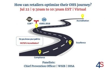 OHS Roadmap For Accreditation: How can retailers optimize their OHS journey?
