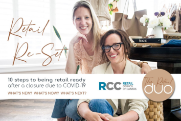 Retail Reset – 10 steps to being retail ready for reopening after a closure due to COVID-19