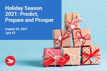 Holiday Season 2021: Predict, Prepare and Prosper