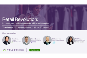 Retail Revolution: Increase your business potential with smart analytics